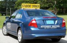 Student-Driver-Car